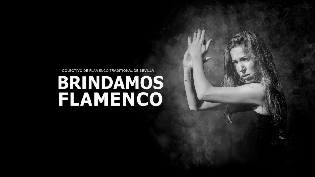 BRINDAMOS FLAMENCO CARMELA RIQUENI
