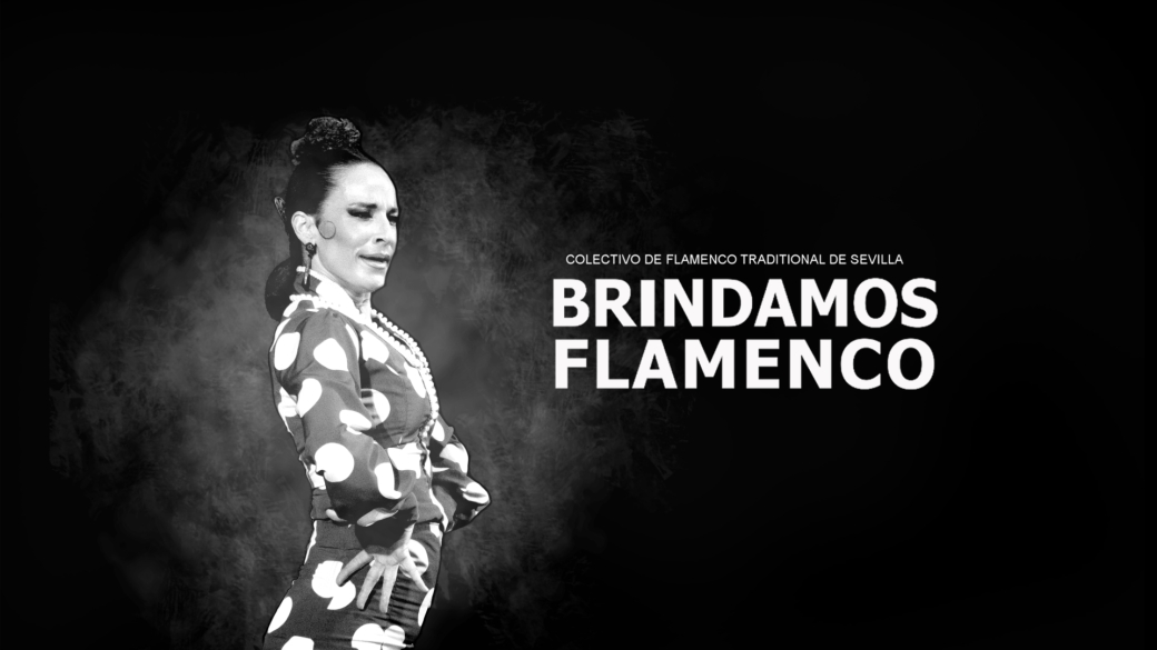 BRINDAMOS FLAMENCO MANUELA BARRIOS